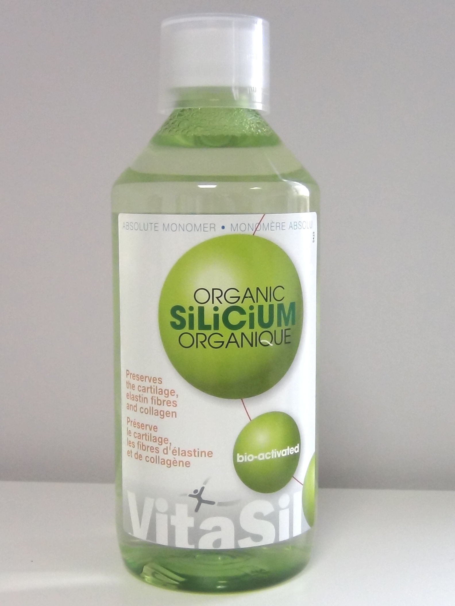Silicium It Reduces And Prevents Lines And Wrinkles